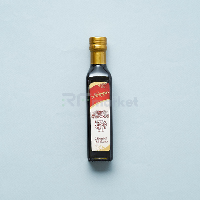 """Масло оливковое первого отжима """"Le Terrazze"""" (250 мл)"""