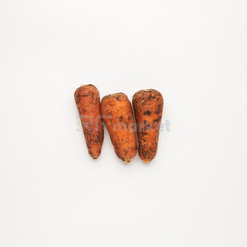 Морковь, свежая