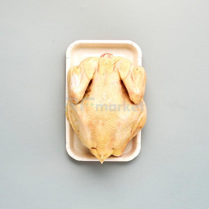 Курица. Липецкая фермерская курица, тушка 1,8 кг.