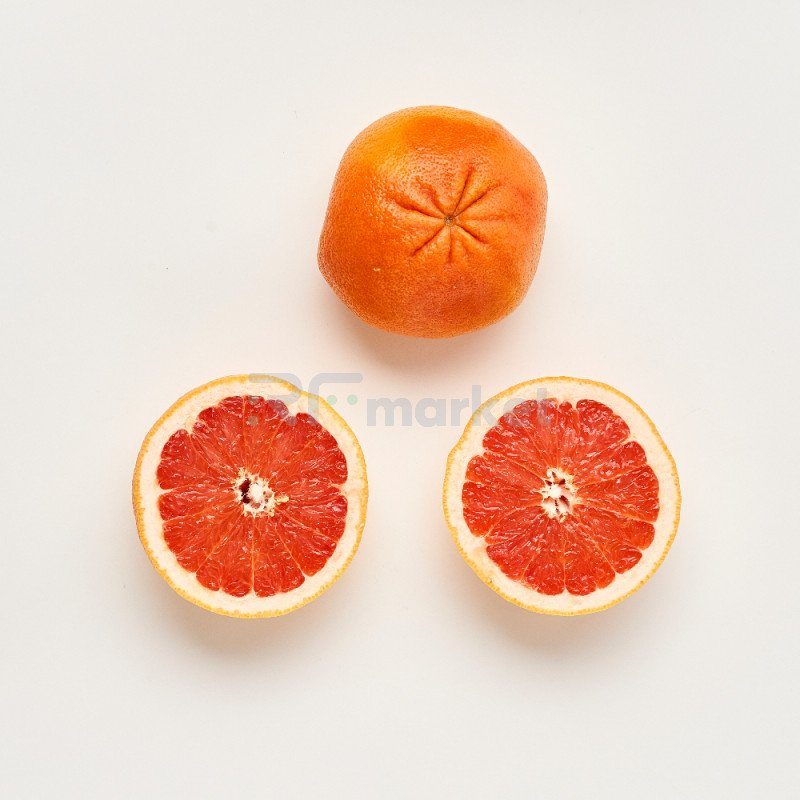 Грейпфрут, 1 шт, ЮАР, 550 г