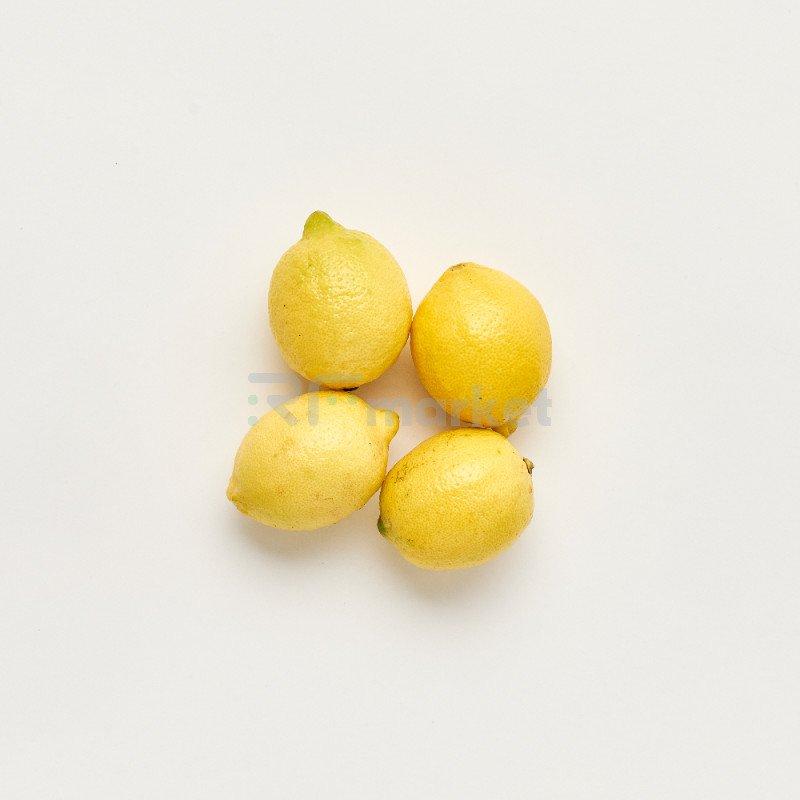 Лимон, новый урожай, 1 шт. - 140 гр., Боливия