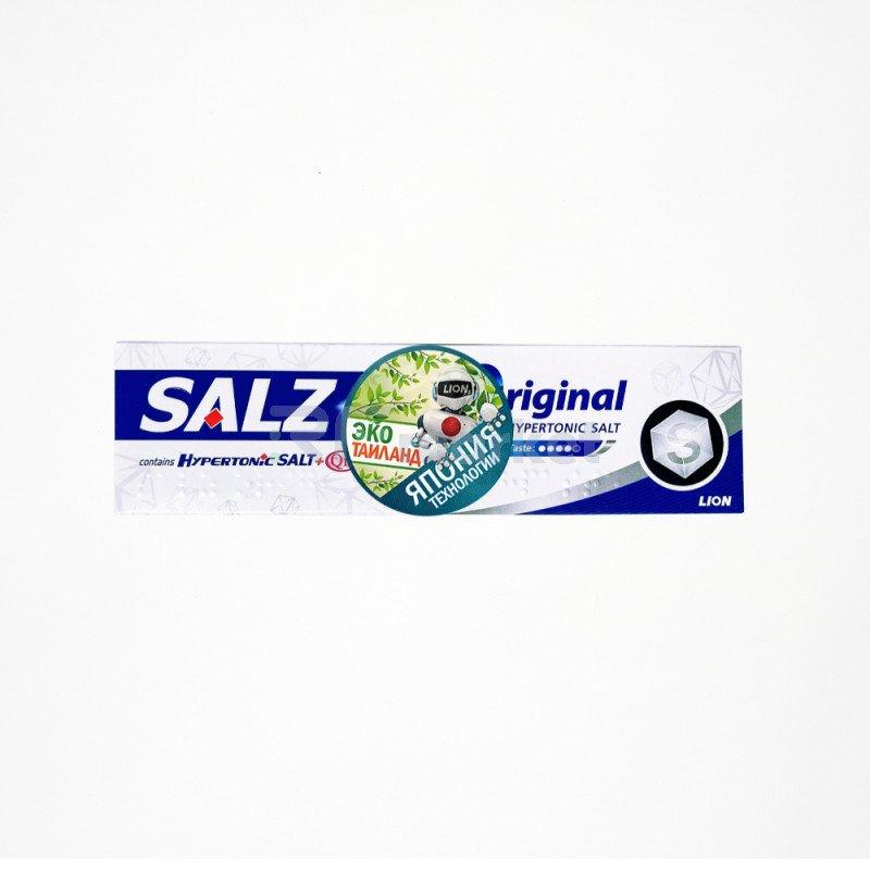 LION Thailand Salz Original Паста зубная с коэнзимом Q10