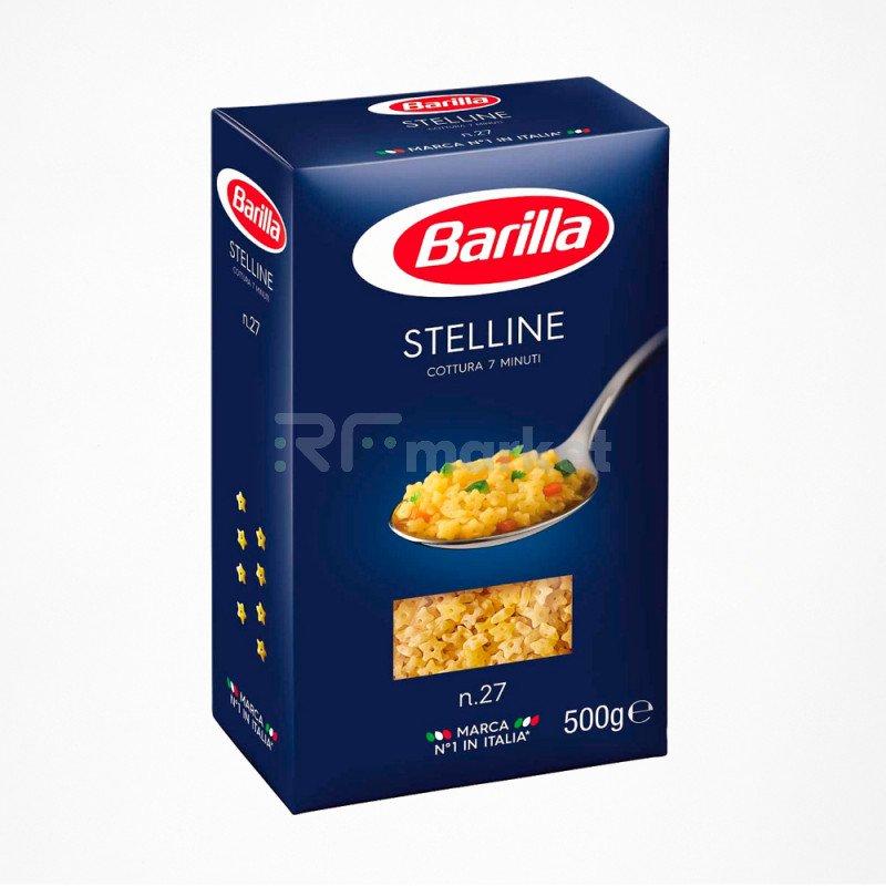 Barillа STELLINE №27 стеллине, 500 г