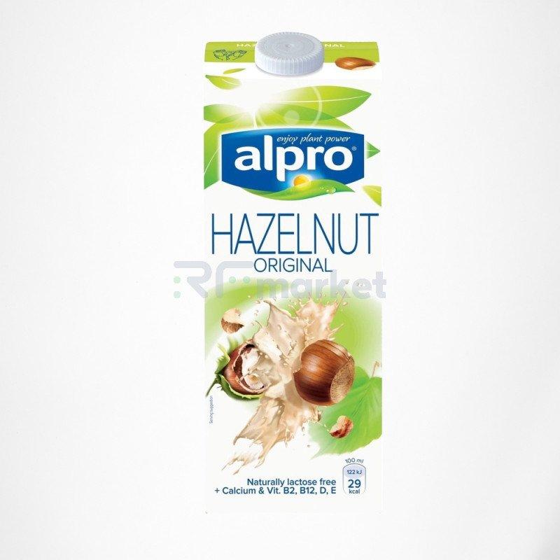 Напиток ореховый с кальцием и витаминами 1л., Алпро/ALPRO