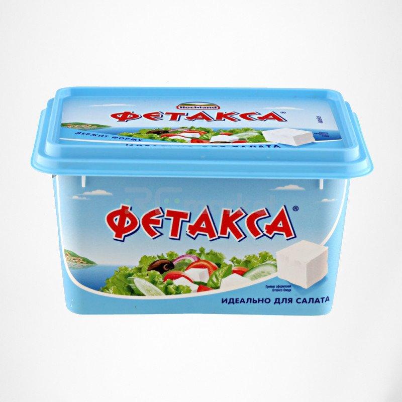 Сыр плавленный Фетакса 400 гр., Hochland