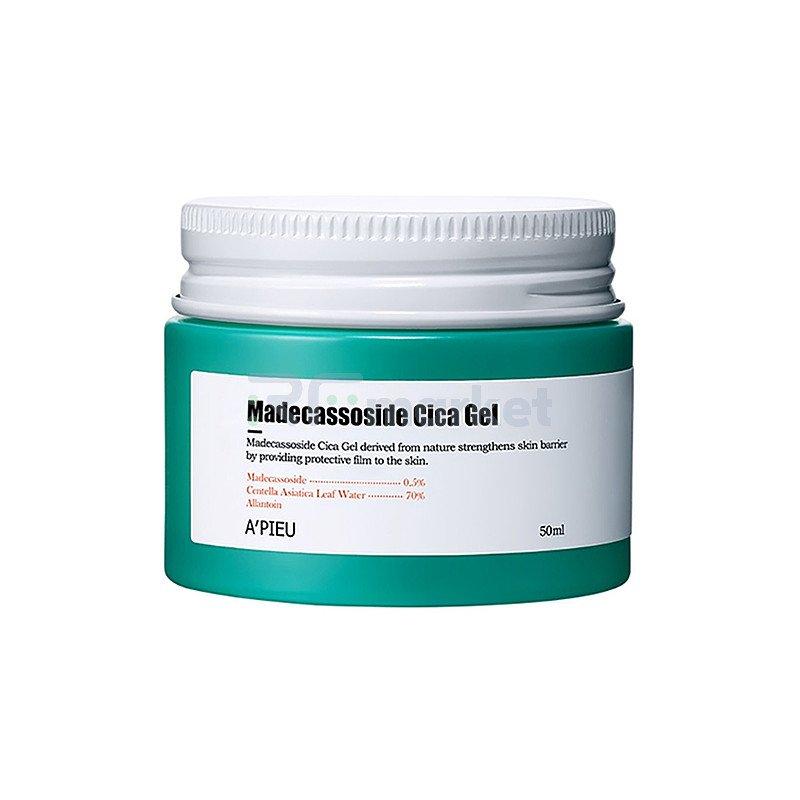 A'Pieu Гель увлажняющий с мадекассосидом - Madecassoside cica gel, 50мл