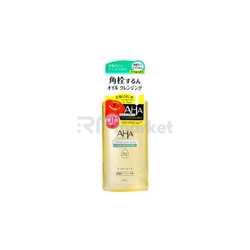 BCL Гидрофильное масло для снятия макияжа с фруктовыми кислотами - Aha cleansing oil, 200 мл
