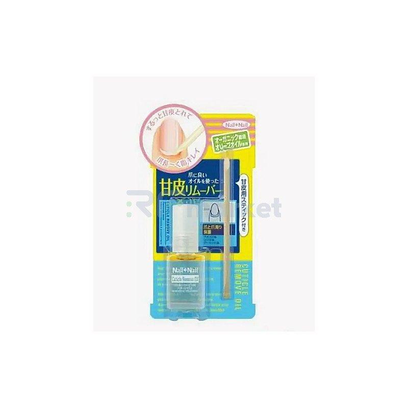BCL Масло для удаления кутикулы - Nail cuticle remove oil, 7мл