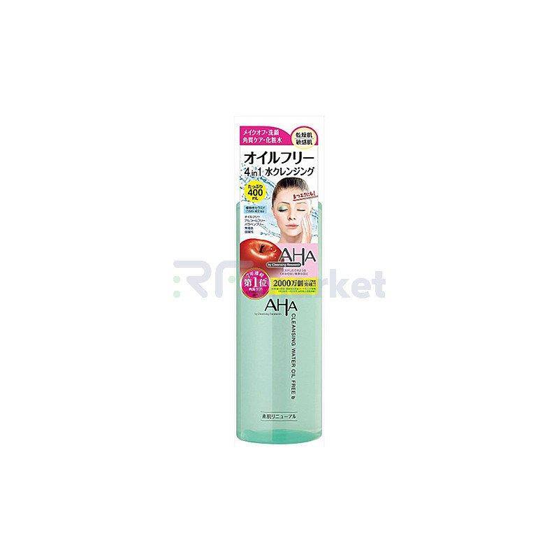 BCL Средство для очищения и снятия макияжа - Cleansing water oil free, 400мл