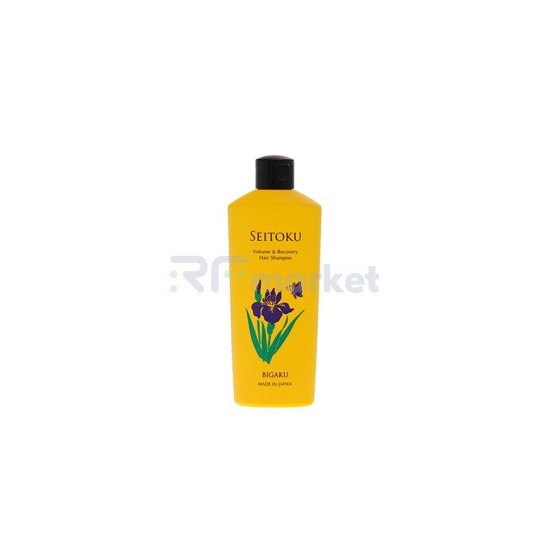 Bigaku Шампунь для восстановления поврежденных волос - Volume&recovery hair shampoo, 330мл