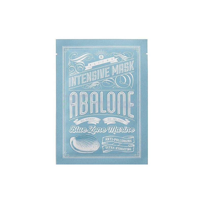 Blithe Маска тканевая с экстрактом морского моллюска - Intensive mask abalone, 25г