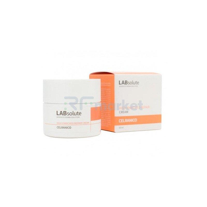 Celranico Крем с гиалуроновой кислотой и керамидами - LABsolute рigh уnriched, 50мл