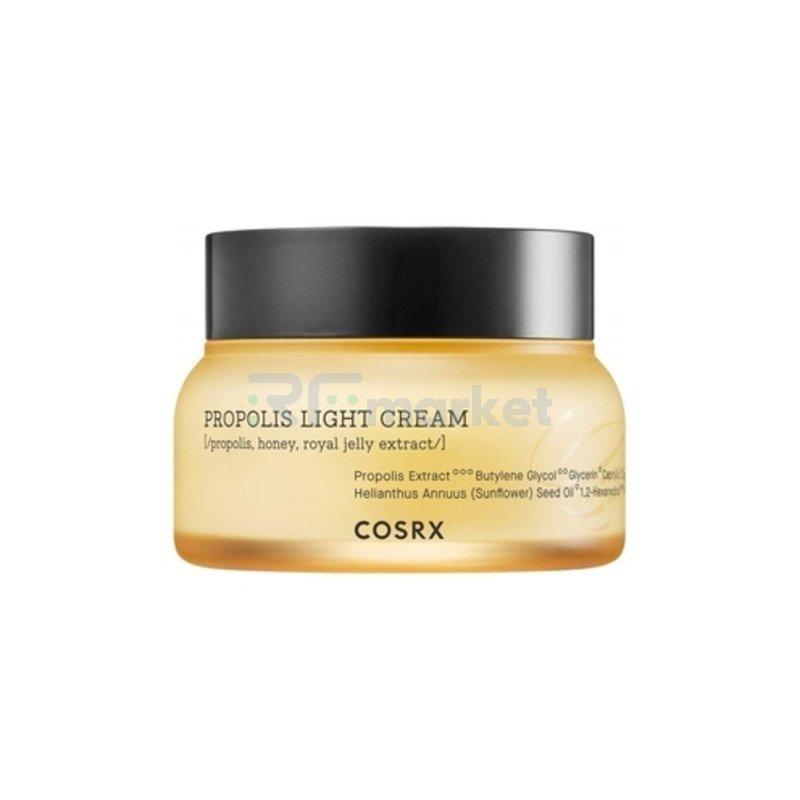 Cosrx Крем для лица с прополисом - Full fit propolis light cream, 65мл
