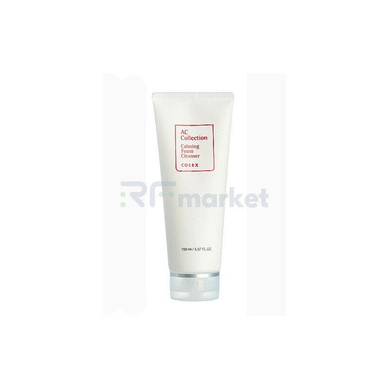 Cosrx Пенка для проблемной кожи - Ac collection calming foam cleanser, 150мл