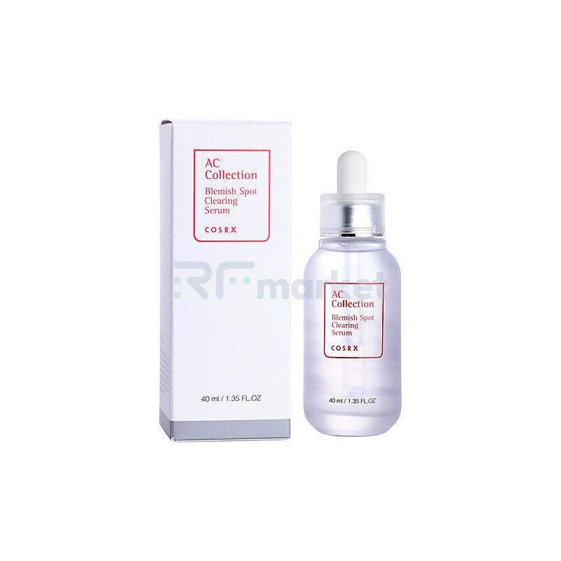 Cosrx Сыворотка для проблемной кожи - Ac collection blemish spot clearing serum, 40мл