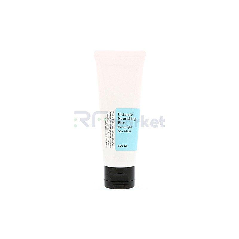 Cosrx Маска ночная питательная - Ultimate nourishing rice overnight spa mask, 50г