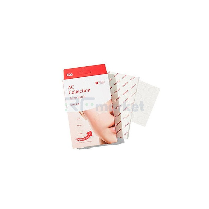 Cosrx Патчи от акне - AC collection acne patch, 26г