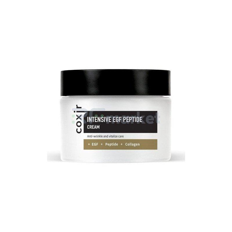 Coxir Крем для регенерации кожи с пептидами и EGF - EGF peptide cream, 50мл