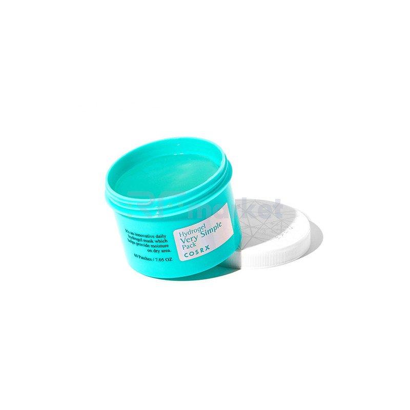 Cosrx Патчи для лица многофункциональные - Hydrogel very simple pack