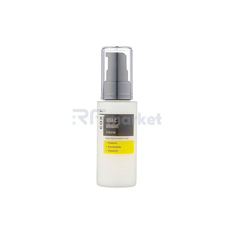 Coxir Сыворотка выравнивающая тон кожи с витамином - Vita C bright serum, 50мл