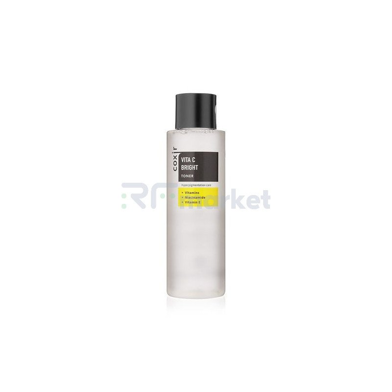 Coxir Тонер выравнивающий тон кожи с витамином С - Vita C bright toner, 150мл