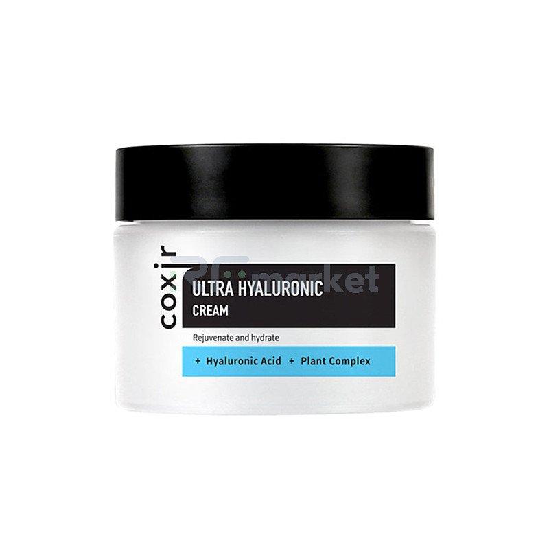 Coxir Крем увлажняющий с гиалуроновой кислотой - Ultra hyaluronic cream, 50мл