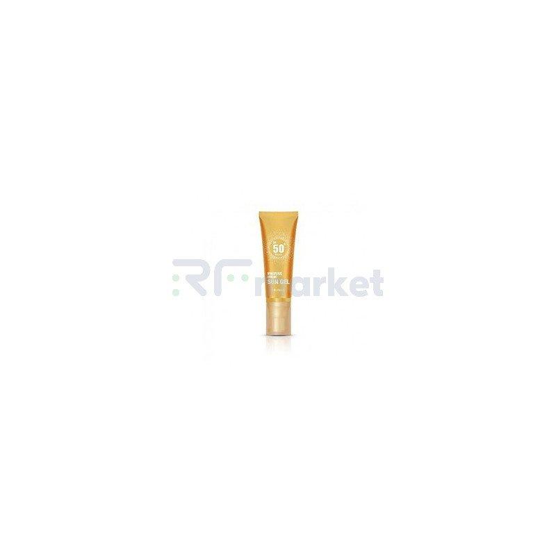 Deoproce Гель для лица увлажняющий солнцезащитный - Spf 50+/ pa +++ hyaluronic sun gel, 50г