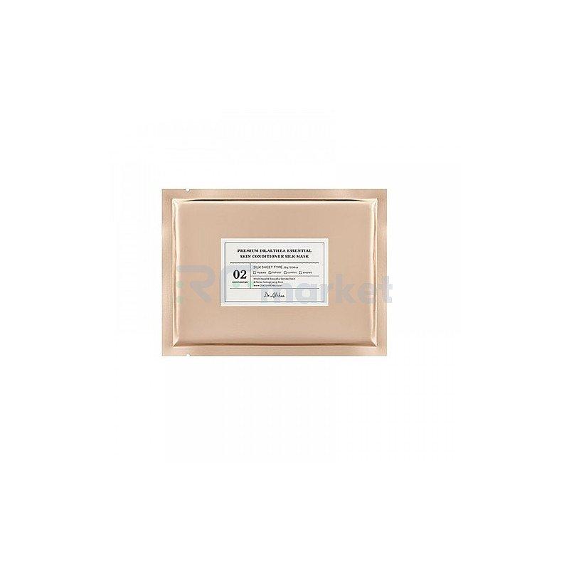 Dr.Althea Маска тканевая с гамамелисом - Premium essential skin conditioner silk mask, 28г