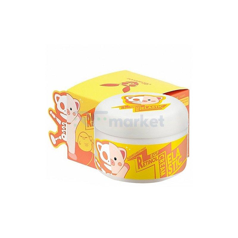 Elizavecca Крем для лица с EGF и ретинолом - Milky piggy EGF retinol cream, 100мл