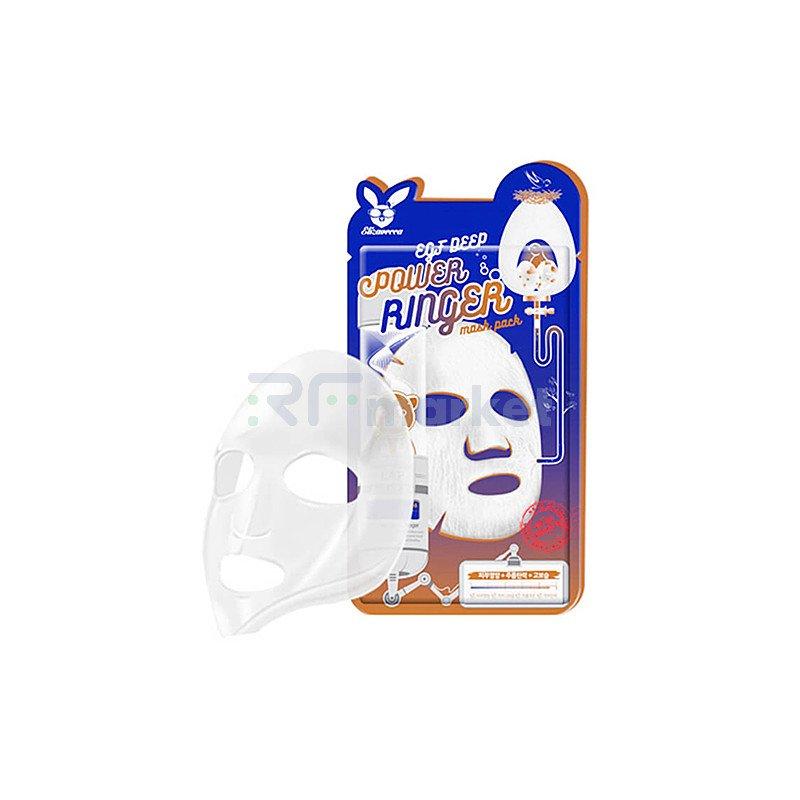 Elizavecca Маска тканевая для лица с EGF - EGF deep power ring mask pack, 23мл