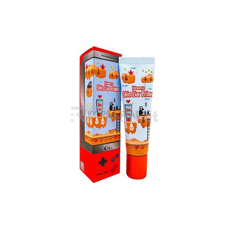 Elizavecca Праймер-основа для лица увлажняющий - Skin liar primer, 30мл
