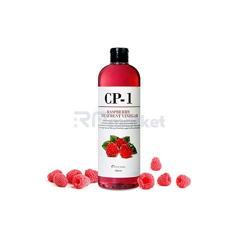 Esthetic House Кондиционер на основе малинового уксуса - CP-1 Raspberry treatment vinegar, 500мл