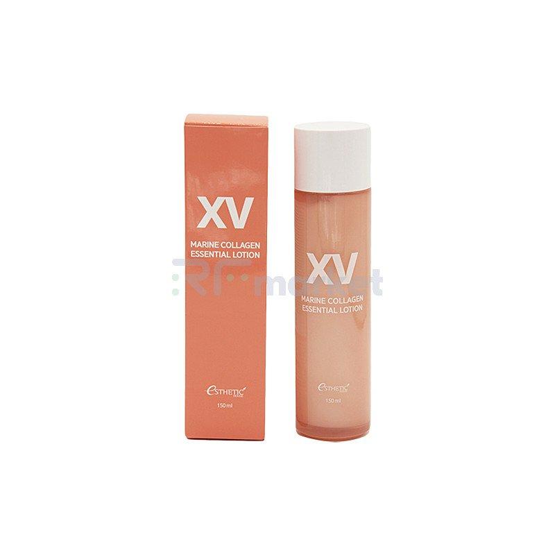 Esthetic House Лосьон для лица морской коллаген - Marine collagen essential lotion, 150мл