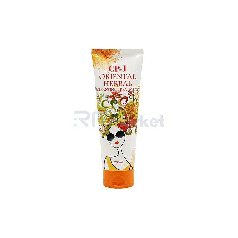 Esthetic House Маска для волос восточные травы - CP-1 Oriental herbal cleansing treatment, 250мл