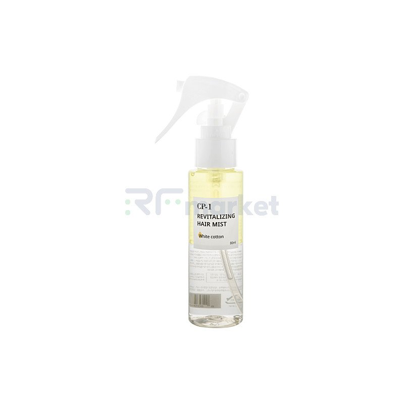 Esthetic House Мист для волос - CP-1 Revitalizing hair mist (White cotton), 80мл