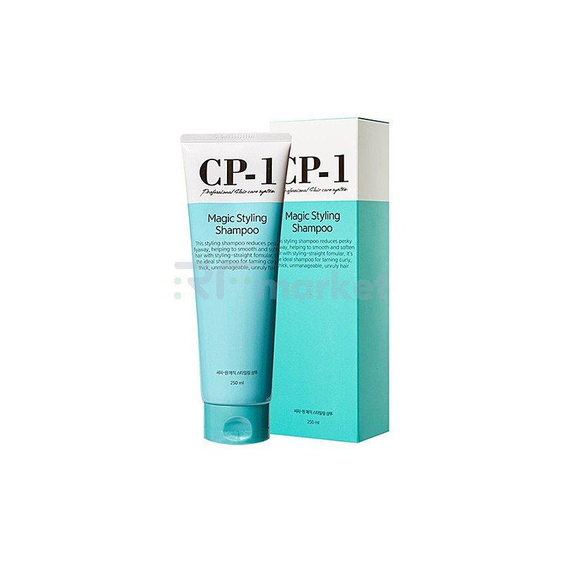 Esthetic House Шампунь для непослушных волос - CP-1 Magic styling shampoo, 250мл