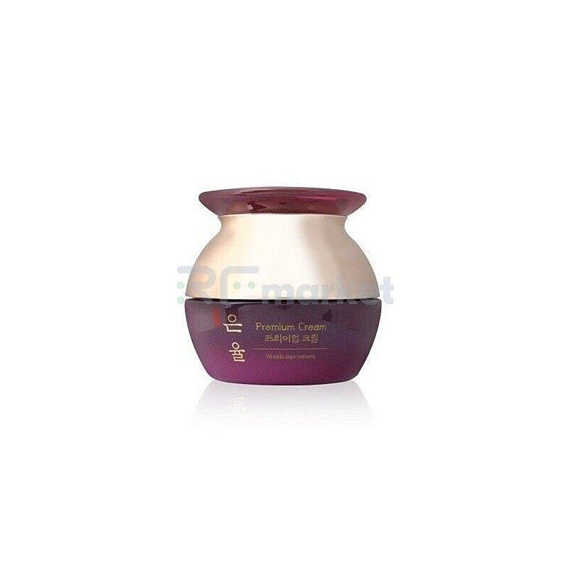 Eunyul Крем премиум с экстракт красного женьшеня - Premium cream, 50г