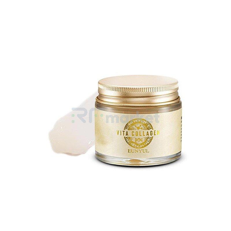 Eunyul Крем с коллагеном и пептидами - Vita collagen cream, 70г