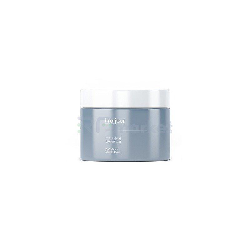 Evas Крем для лица увлажняющий - Pro-moisture intensive cream, 50мл