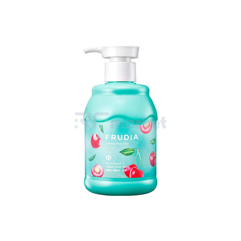 Frudia Гель для душа с вишней - My orchard cherry body wash, 350мл