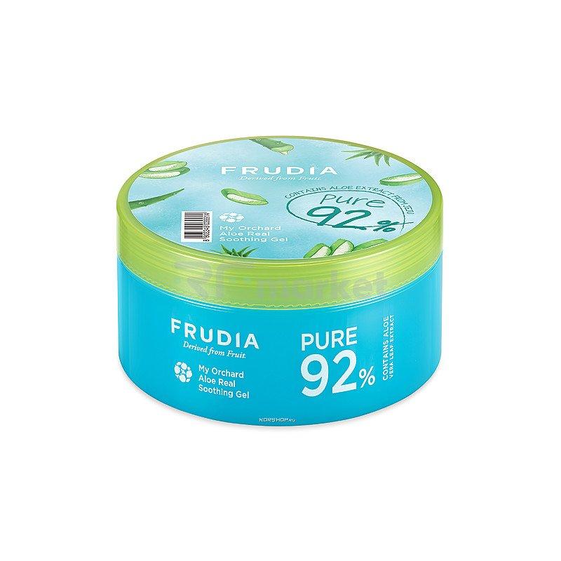 Frudia Гель для лица и тела универсальный с алое - My orchard real soothing gel, 300мл