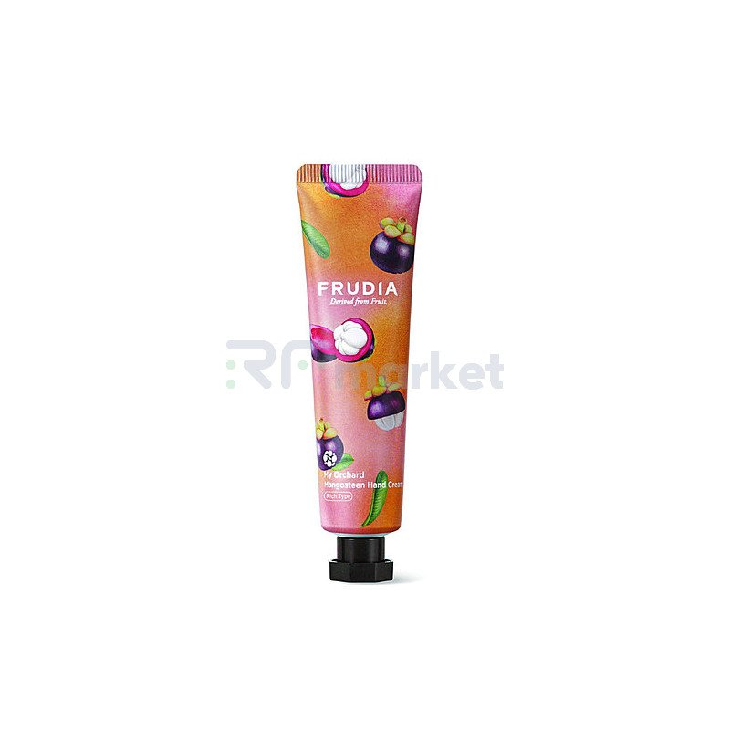 Frudia Крем для рук c мангустином - My orchard mangosteen hand cream, 30г