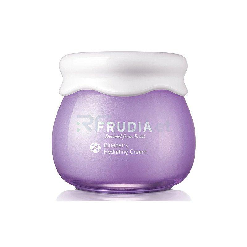 Frudia Крем интенсивно увлажняющий с черникой - Blueberry intensive hydrating cream, 55мл