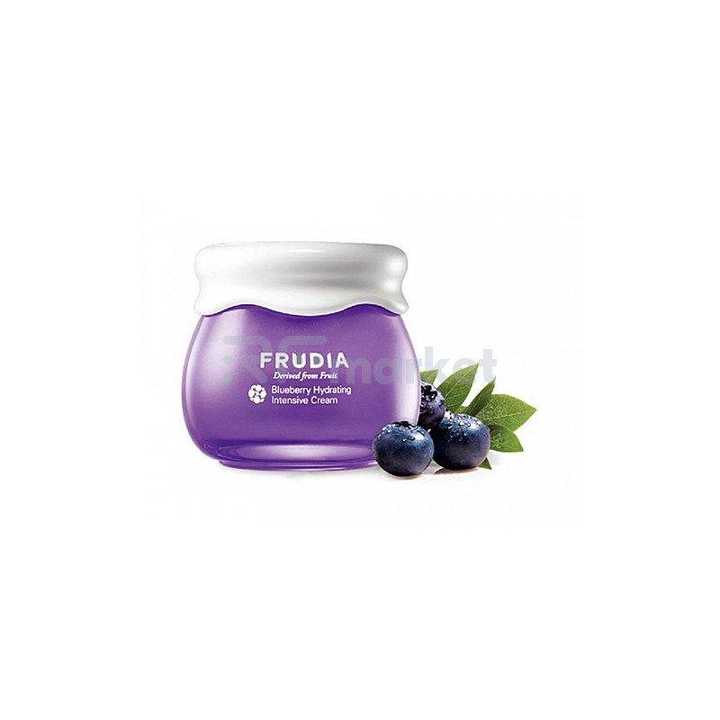 Frudia Крем увлажняющий с черникой - Blueberry hydrating cream, 55г