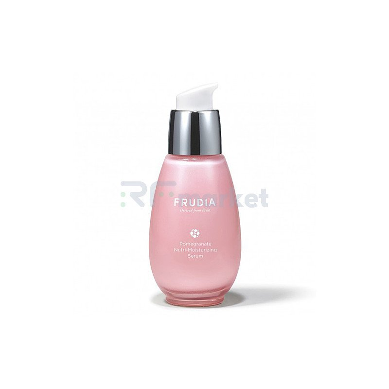 Frudia Сыворотка питательная с гранатом - Pomegranate nutri-moisturizing serum, 50г