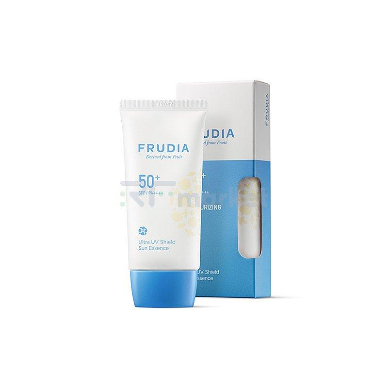 Frudia Санскрин-эссенция с максимальным фактором защиты - Ultra uv shield sun essence SPF50+ , 50мл