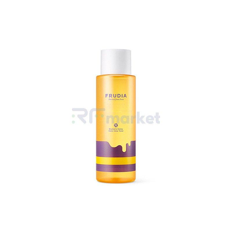 Frudia Тонер для лица с черникой и медом - Blueberry honey water glow toner, 500мл