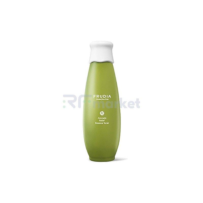 Frudia Тоник восстанавливающий с авокадо - Avocado relief essence toner, 195мл