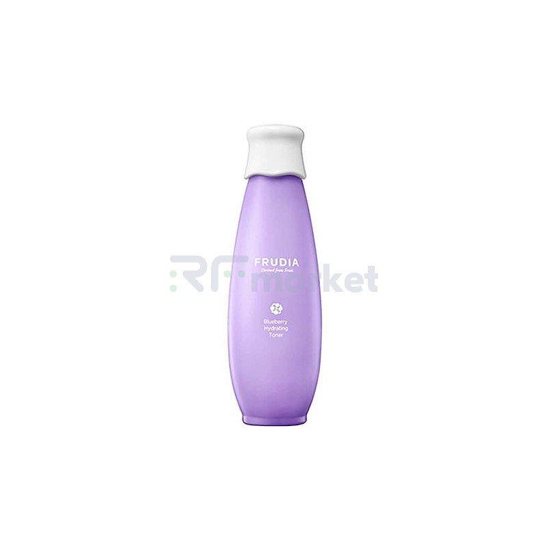 Frudia Тоник увлажняющий с черникой - Blueberry hydrating toner, 195мл