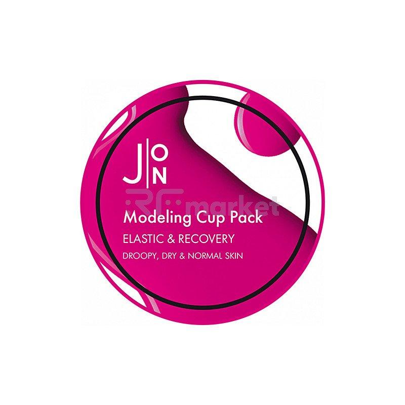 J:on Маска альгинатная эластичность и восстановление - Elastic & recovery modeling pack, 18мл